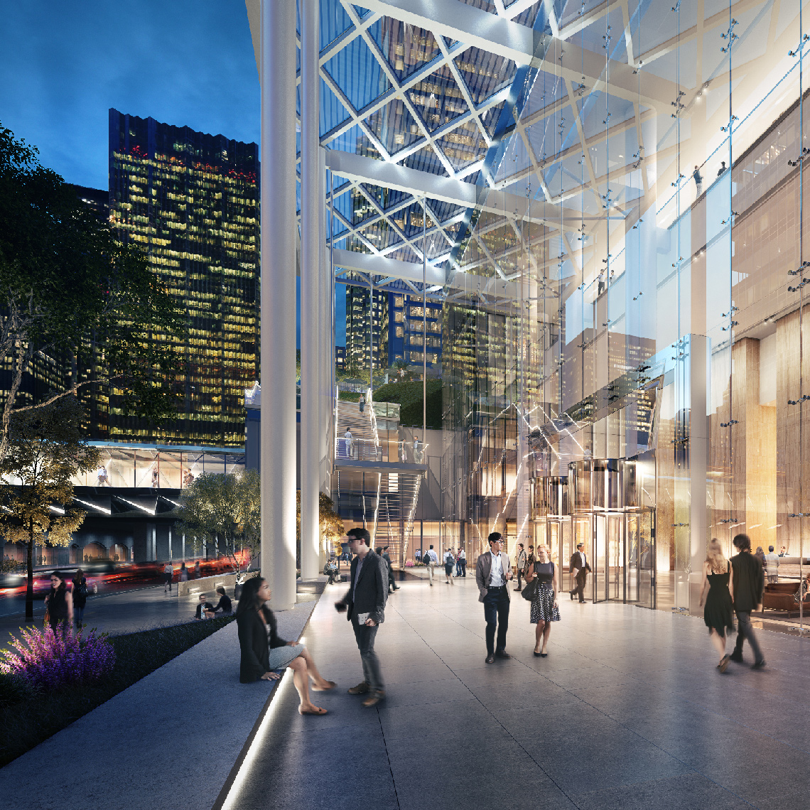Park Auto Mall >> BAY PARK CENTRE | DBOX