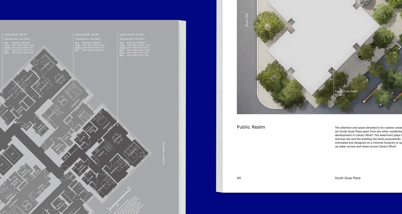 DBOX South Quay Plaza Brochure Detail